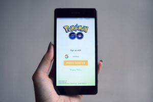augmented reality pokemon spiel