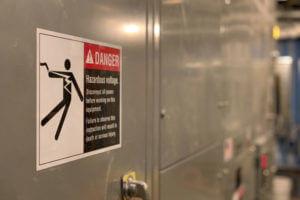 arbeitsunfall maschinensicherheit