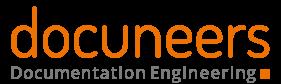 Das Docuneers Logo ohne Hintergrund.