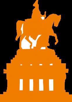 Illustration des Koblenzer Kaiserdenkmals